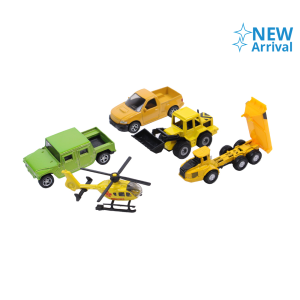 SIKU VEHICLES GIFT SET 5 PCS