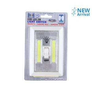 LAMPU TIDUR LED DENGAN SWITCH ON/OFF 2W