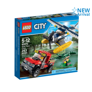 LEGO WATER PLANE CHASE