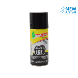LITTLE TREES PENGHARUM MOBIL 2.5 OZ - BLACK ICE