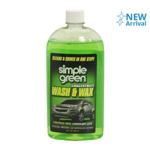 SIMPLE GREEN WASH & WAX 20 OZ