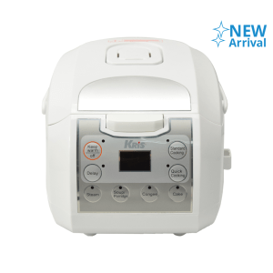 KRIS RICE COOKER DIGITAL SERBAGUNA 1,2 LITER - PUTIH