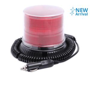 LAMPU STROBE MOBIL 18 LED - MERAH
