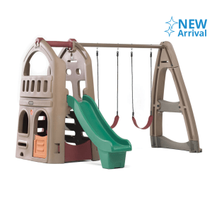 STEP2 PLAYHOUSE CLIMBER & SWING EXTENTION