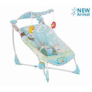 FISHER PRICE FOLD & GO BOUNCER