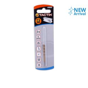 TACTIX SET MATA BOR 2.5MM - 2 PCS