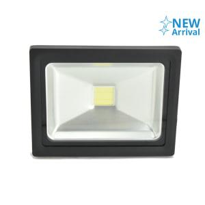 KRISBOW LAMPU SOROT LED 20W 6500K - HITAM