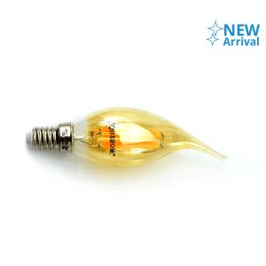 KRISBOW BOHLAM LAMPU PIJAR LED 4W E14 2700K