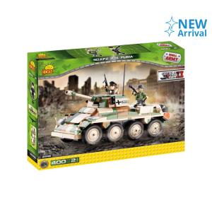COBI BLOCK ARMY SD PUMA KFZ 234