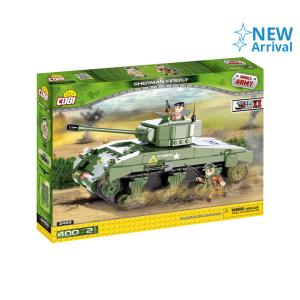 COBI BLOCK ARMY SHERMAN FIREFLY M4A4