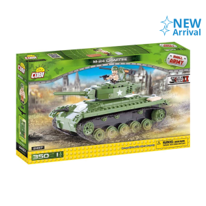 COBI BLOCK ARMY M24 CHAFFEE