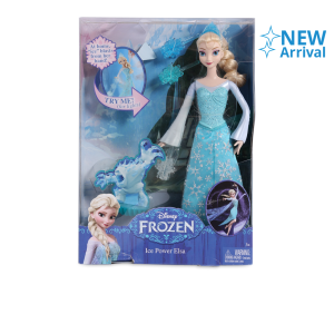 DISNEY PRINCESS BONEKA ICE POWER ELSA