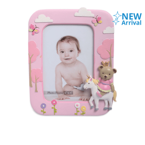 BINGKAI FOTO BABY GIRL 4R - PINK