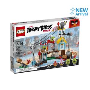LEGO PIG CITY TEARDOWN 75824