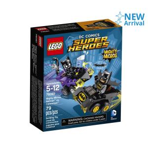 LEGO MIGHTY MICROS BATMAN VS CATWOMAN