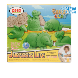 PASO SANDY CLAY JURASSIC LIFE 300 GR
