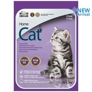 CP PETFOOD HOME CAT MAKANAN KUCING 1.5 KG