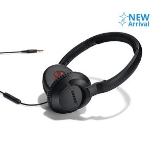 BOSE SOUNDTRUE ON EAR HEADPHONE - HITAM