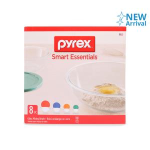 PYREX SATU SET MANGKUK PENGADUK 8 PCS
