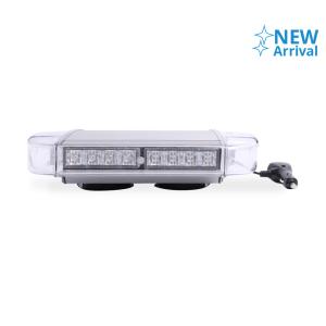 LAMPU STROBE LED MINI BAR 12-24V - MERAH