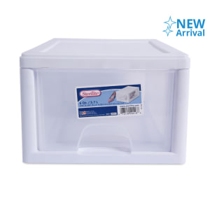 STERLITE LACI PLASTIK SERBAGUNA 5.6 L - TRANSPARAN