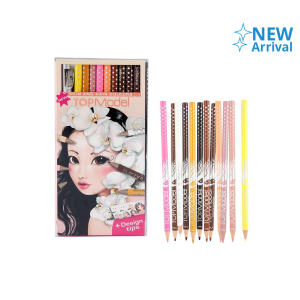TOP MODEL SET PENSIL WARNA SKIN & HAIR