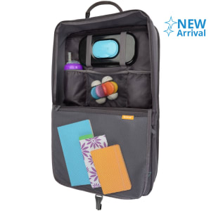 BRICA CAR SEAT ORGANIZER WITH TABLET VIEWER