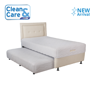 CLEAN & CARE PAKET JASA PEMBERSIHAN MATRAS SINGLE
