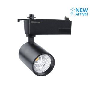 KRISBOW LAMPU LED SPOTLIGHT COB 10W - HITAM