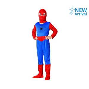 ARTPRO KOSTUM SUPER HERO SPIDERMAN UKURAN 8