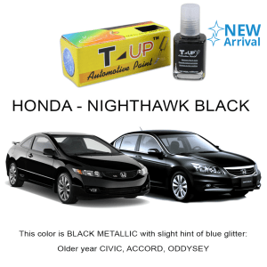 T-UP CAT OLES PENGHILANG GORESAN HONDA - NIGHT HAWK BLACK