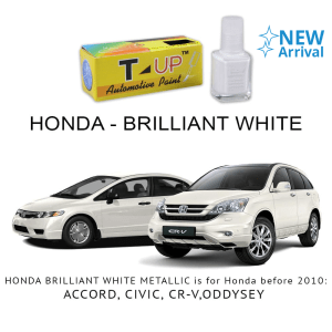 T-UP CAT OLES PENGHILANG GORESAN HONDA - BRILLIANT WHITE