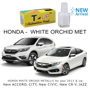 T-UP CAT OLES PENGHILANG GORESAN HONDA - WHITE ORCHID
