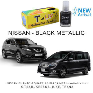 T-UP CAT OLES PENGHILANG GORESAN NISSAN - PHANTOM BLACK (SAPPHIRE)