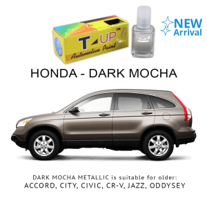 T-UP CAT OLES DARK MOCHA PENGHILANG GORESAN HONDA 18 ML
