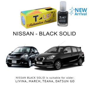 T-UP CAT OLES PENGHILANG GORESAN NISSAN - BLACK P030