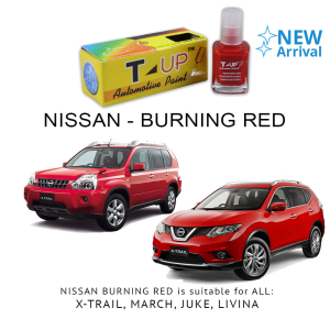 T-UP CAT OLES PENGHILANG GORESAN NISSAN - BURNING RED