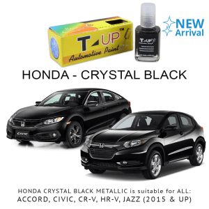 T-UP CAT OLES PENGHILANG GORESAN HONDA - CRYSTAL BLACK PEARL