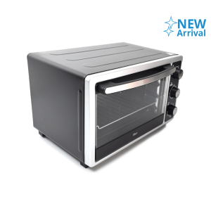 KRIS OVEN TOASTER 26 LTR 1200 W - HITAM
