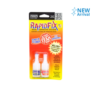 RAPIDFIX DUAL ADHESIVE SYSTEM 5 ML