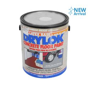 DRYLOK CONCRETE FLOOR PAINT LATEX BASE 3,7 L