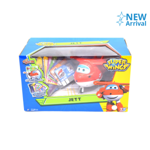 AULDEY SUPER WINGS FLY WITH ME JETT