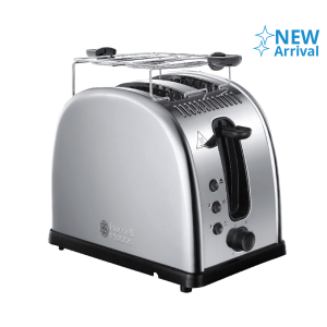 RUSSELL HOBBS LEGACY TOASTER - SILVER