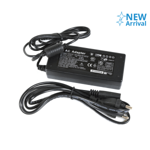 KRIS AC ADAPTER 3 LED INPUT 12V 4A - HITAM
