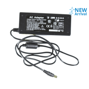 KRIS AC ADAPTER 2 LED INPUT 12V 3A - HITAM