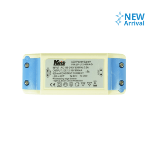 LED POWER SUPPLY DIMMABLE 650 MA