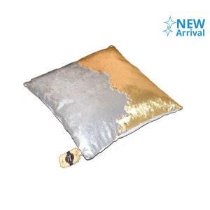 BANTAL SOFA MERMAID 45 X 45 CM - GOLD SILVER