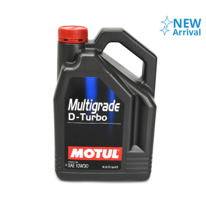 MOTUL MULTIGRADE D-TURBO OLI MESIN DIESEL 10W-30 4L