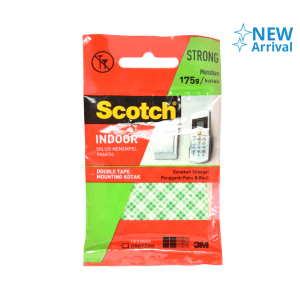 3M SCOTCH DOUBLE TAPE 2,5 CM