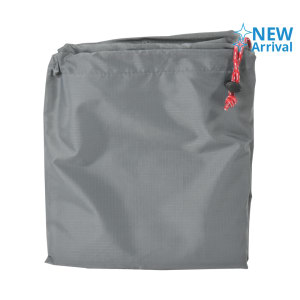 CLOSET CANDY TAS DRY CLEANING GRAPHITE - ABU ABU